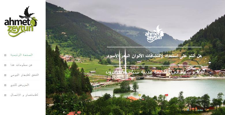 Ahmet Zeytun Travel