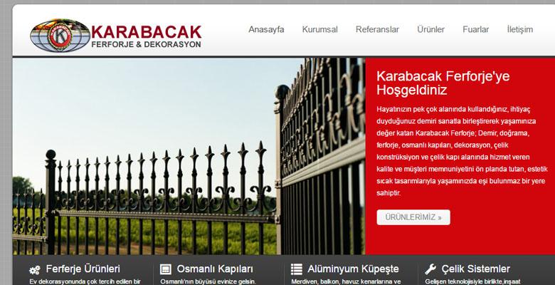 Karabacak Ferforje