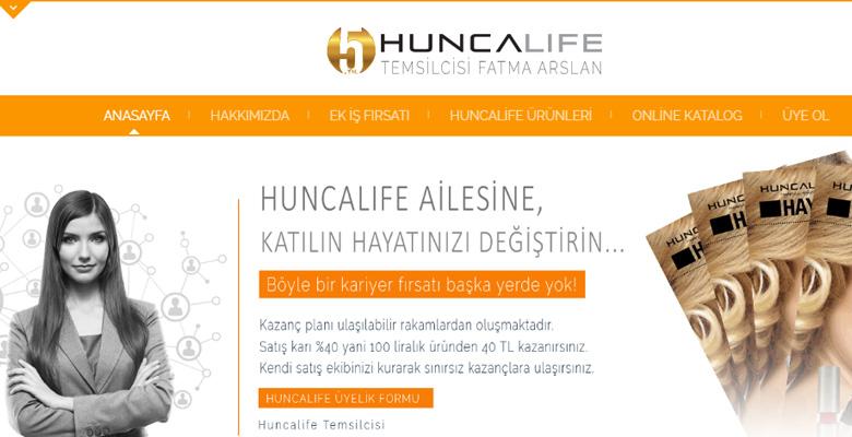 Huncalife Kozmetik